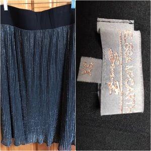 Melissa McCarthy sparkly black skirt 3x